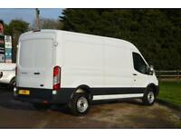 2015 FORD TRANSIT 2.2 TDCi 350 125ps Long Wheel Base Medium Roof EU5 L3 H2 Panel
