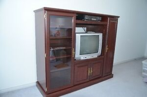 TV and Storage cabinet