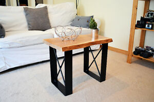 Custom Handmade Live Edge Tables and Pieces