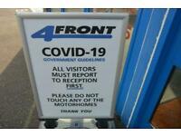 Pilote Aventura P710 PEUGEOT BOXER LEZ COMPLIANT 3 BERTH 4 TRAVELLING SEATS