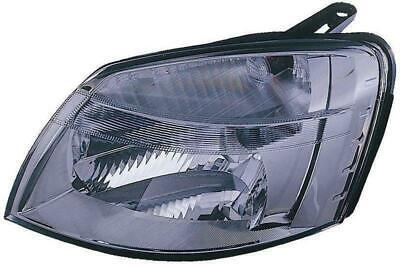 HELLA Halogen Headlight Right Fits CITROEN Berlingo PEUGEOT Partner 2002