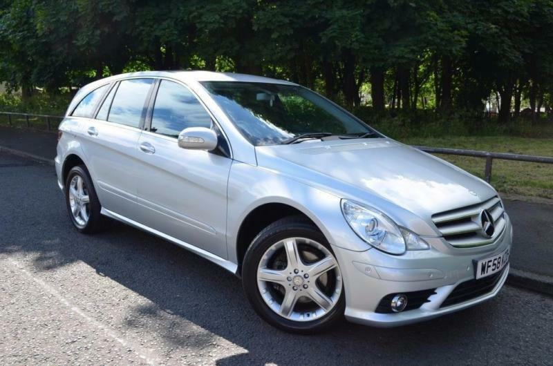 2008 mercedes benz r class 3 0 r320 cdi sport 7g tronic for Mercedes benz r320 cdi