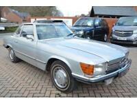1971 MERCEDES-BENZ SL 3.5 350 SL 2D AUTO 195 BHP HUGE FILE OF RECIEPTS AND MORE