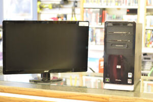 Pc's And Monitors for sale!