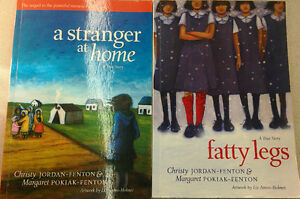 Fatty Legs and A Stranger At Home by Christy Jordan-Fenton