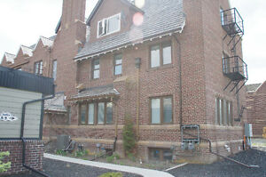 Executive style 3 storey condo,historic features, dbl det garage