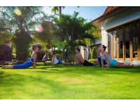 Yoga in Romford -every Tuesday and Thursday