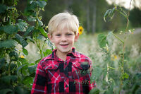 Family Photographer - Book Your Fall Session