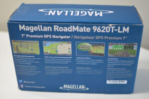 Magellan RoadMate 9620T-LM 7inch GPS (Used)
