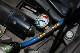 Car Air conditioning Gas Refill.