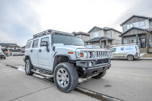 2006 HUMMER H2 Supercharged-Newer motor and newer transmission