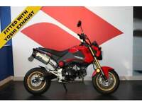 2016 16 HONDA MSX 125-F GROM***WITH YOSHIMURA PIPE***