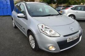 2010 Renault Clio 1.6 ( 111bhp ) Sport Tourer Automatic Expression estate