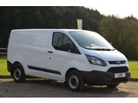 2014 64 FORD TRANSIT CUSTOM 2.2 TDCI 100 PS 270 ECO-TECH L1 H1 SHORT WHEEL BASE