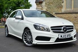 Mercedes A180 CDI BLUEEFFICIENCY AMG SPORT