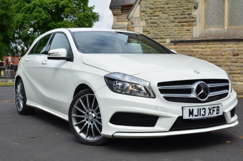 mercedes a180 cdi blueefficiency amg sport in warrington cheshire gumtree. Black Bedroom Furniture Sets. Home Design Ideas
