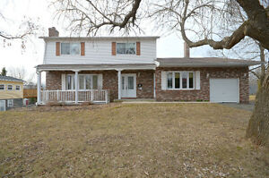 Renovated Home with In-Law Suite, Central Dieppe!