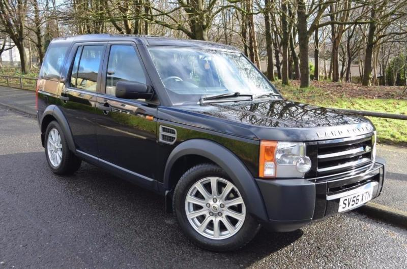 2006 land rover discovery 3 2 7 td v6 s 5dr in tollcross. Black Bedroom Furniture Sets. Home Design Ideas