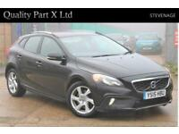 2015 Volvo V40 Cross Country 2.0 D2 Lux Nav Cross Country (s/s) 5dr Hatchback Di