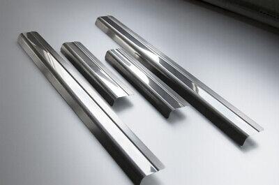 Einstiegsleisten für FORD S MAX 2015 Carbon Silber 3D 160µm