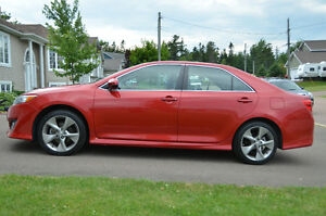 2012 Toyota Camry SE Low Mileage Great Condition Very Sporty