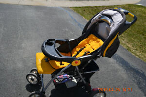 Stroller + Carseat for Sale