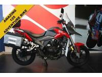 2018 18 SINNIS TERRAIN 125 ABS***ADVENTURE BIKE***