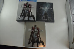 Bloodborne Collector's Limited Edition Playstation 4 PS4