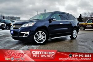 2015 Chevrolet Traverse FWD 2LT