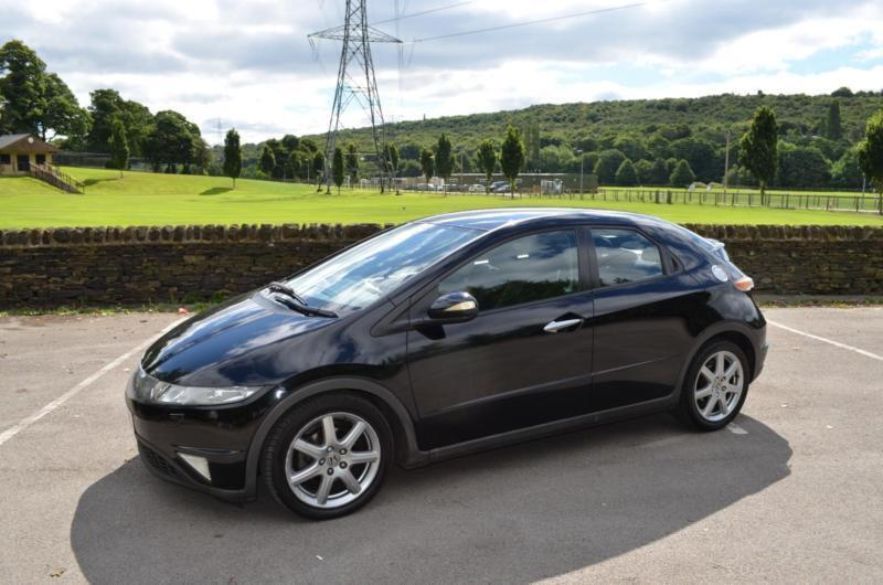 honda civic 2 2 ctdi sport 2007 07 plate in bradford west yorkshire gumtree. Black Bedroom Furniture Sets. Home Design Ideas