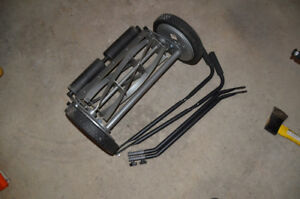 Reel Push mower for sale $20 only