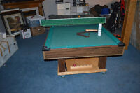 Billards & Ping Pong (full set)