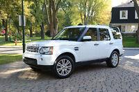 2011 Land Rover LR4 HSE SUV, Crossover