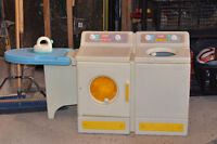 Little Tikes Washer and Dryer Set