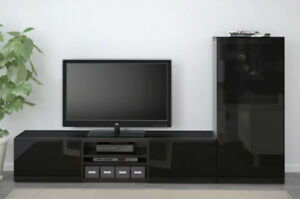 IKEA Fully Assembled TV Unit for Sale