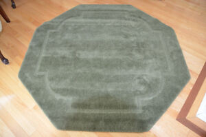 JC Penney Rug (Machine Washable)