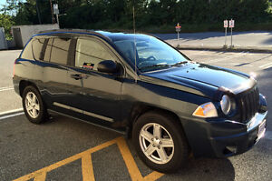 2007 Jeep Compass Sport 4x4 SUV, Crossover