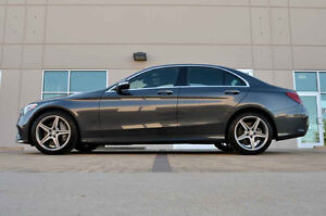 2015 Mercedes-Benz C-Class C300 Sport 4Matic Sedan