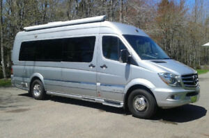 2014.5 Mercedes Airstream Interstate Lounge Ext