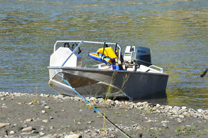 New Outboard River Boat For Sale
