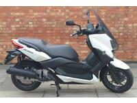 Yamaha Xmax 125cc (67 REG), Excellent condition, low mileage, recently serviced.