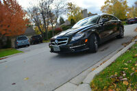 2012 Mercedes-Benz CLS-63 Bi-Turbo