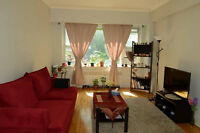 Beautiful one-bedroom apartment on Rdigewood Avenue-Lease trans.
