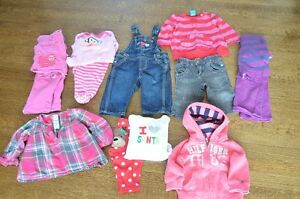 Girls 6-9 months lot