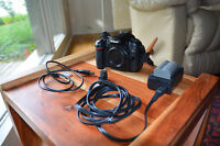 Nikon D80 SLR Body with Battery and Charger