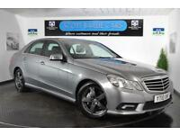 2010 MERCEDES E-CLASS E250 CDI BLUEEFFICIENCY SPORT SALOON DIESEL
