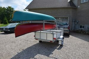 Canoe trailer / Kayak trailers - for rent Cambridge Kitchener Area image 4