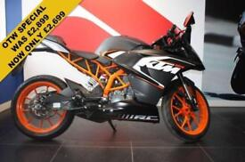 2015 65 KTM RC 125 ***RACE REPLICA***