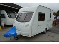 2008 Lunar Ariva - 2 Berth - End Kitchen - Touring Caravan