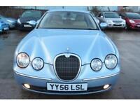2006 Jaguar S-TYPE 2.7D V6 AUTOMATIC SE DIESEL